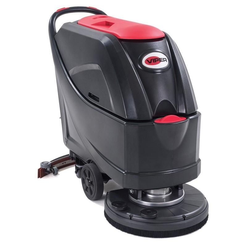 automatic scrubber