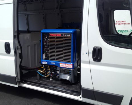 Carpet Cleaning Business Truck Mount Systems