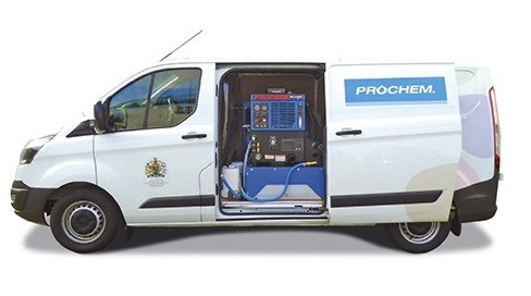 Prochem Truckmount Carpet Cleaner