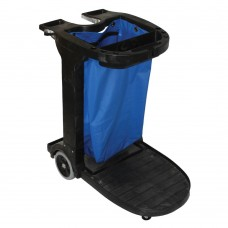 Compact Janitor Cart