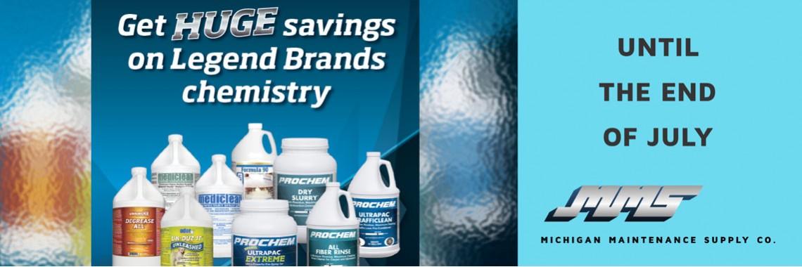 Prochem Chemicals Huge Savings