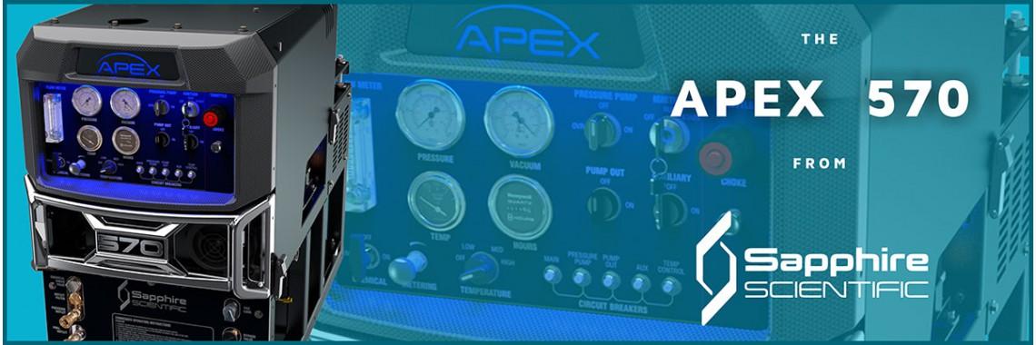 Apex 570 Truckmount