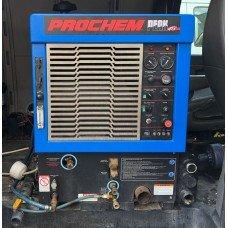 Prochem Peak GT on 2016 Chevy Express 2500 Van