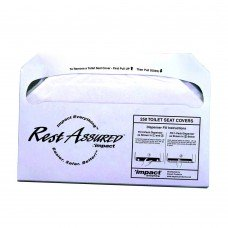 Rest Assured Toilet Seat Covers NET
