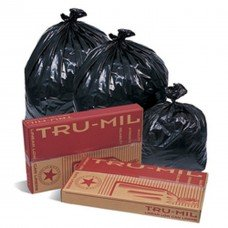 42.5 inch x 48 inch Tru-mil Can Liners, 56 gallons, 100 count NET