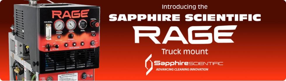 Sapphire Scientific Rage Truckmount