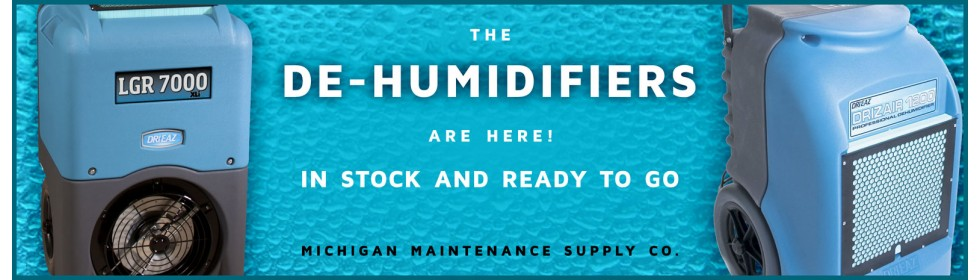 The De-Humidifiers are here!