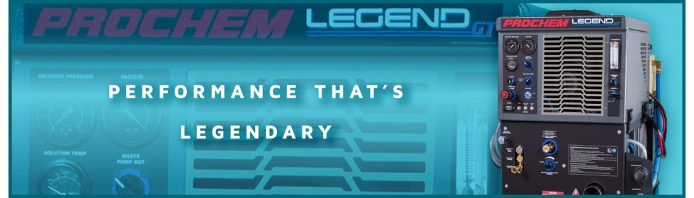 Legend GT Truckmount, 100 Rec