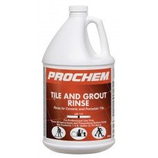 Grout-Tile Rinse