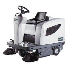 Advance Terra 4300B Used Industrial Rider Floor Sweeper