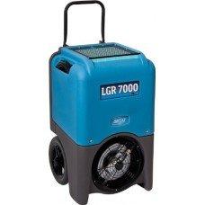 Dri-Eaz F412 LGR 7000XLi 29-gallon Compact Portable Refrigerant Dehumidifier