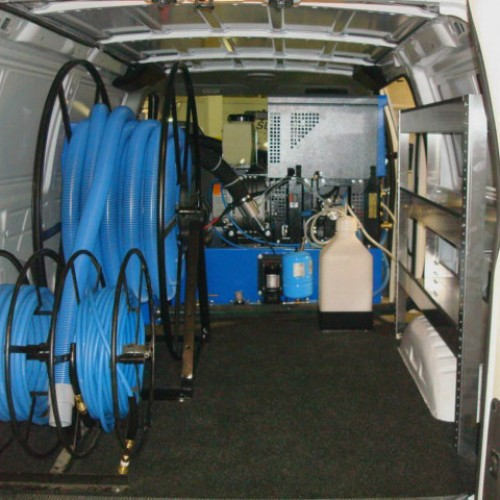 Truck Mounted Carpet Cleaning Equipment From Prochem